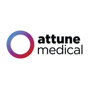 Attune Medical logo on white background